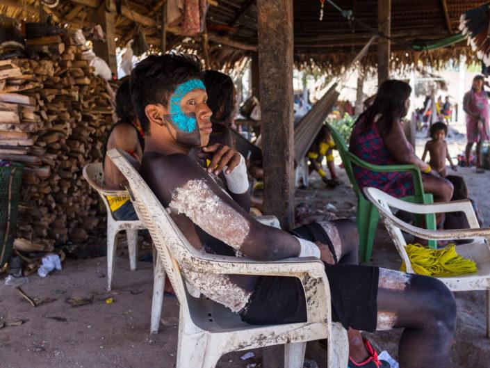 photographie, Xikrin, Amazonie, Genève, © Aurélien Fontanet