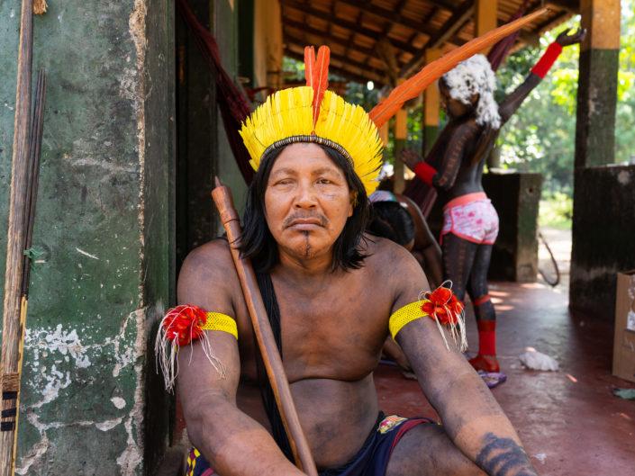 photographie, Xikrin, Amazonie, Genève, anthropologie, © Aurélien Fontanet