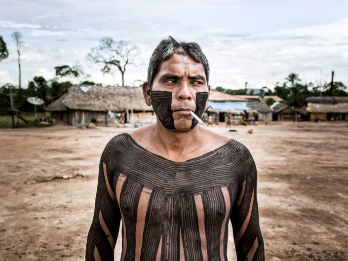 En Amazonie, tous les êtres pensent.
