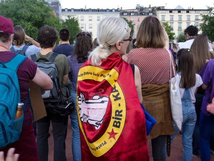 2020 grève féministe, photographie, Genève, Aurélien Fontanet