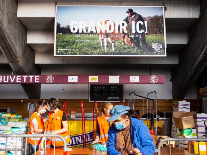 16'127, La Caravane de Solidarité, Photographie, exposition, cohésion sociale, © Aurélien Fontanet