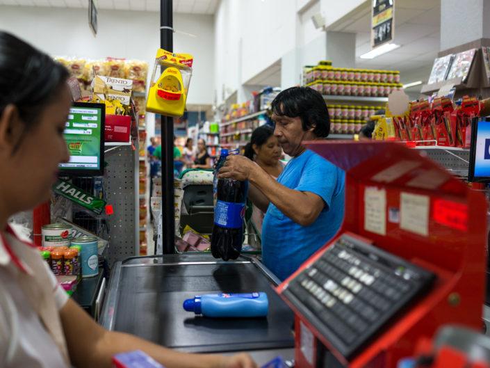 Paiter Surui, photographie, Amazonie, Brésil, Rondônia, © Aurélien Fontanet