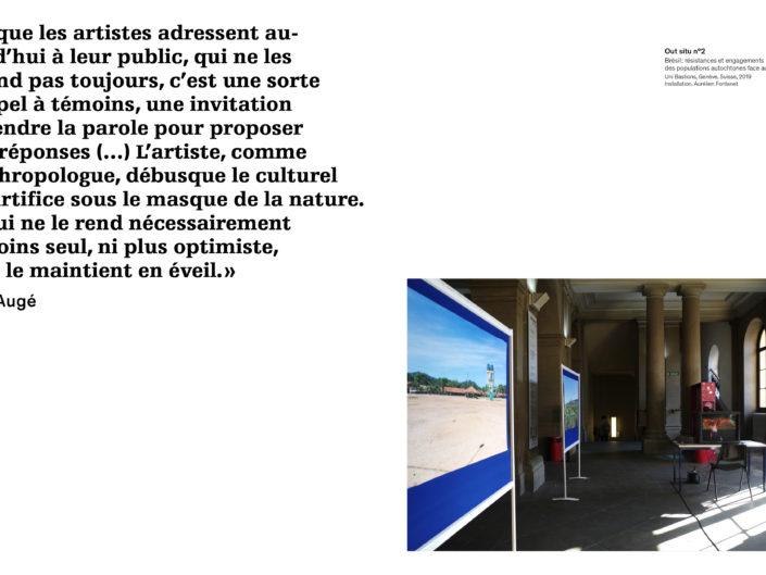 Turbulences, Thesis, Master TRANS, HEAD-Genève, Aurélien Fontanet