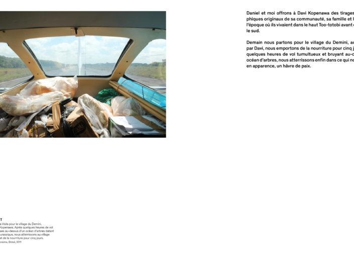 Turbulences, Thesis, Master TRANS, HEAD-Genève, Yanomami, Aurélien Fontanet