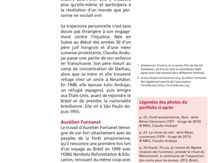 Choisir, Genève, Photographie, Aurélien Fontanet