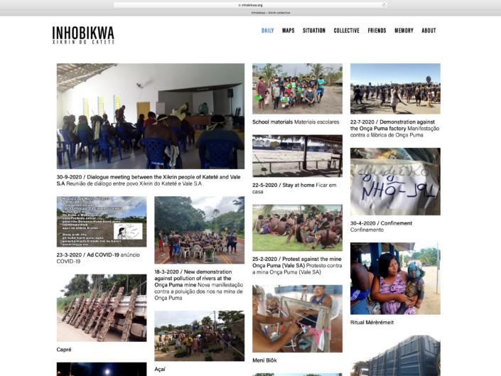 Ethnie Xikrin, Amazonie, revendications, résistance, manifestation, amérindiens du Brésil